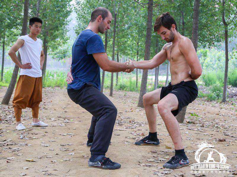 Qin Na sistema de defensa personal