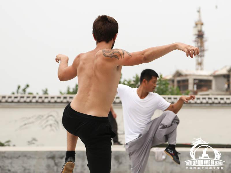 Formas de Shaolin Kung Fu