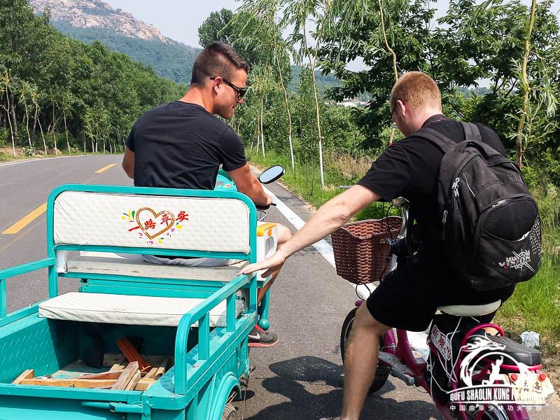 Bicicletas electricas Salto de Vida China