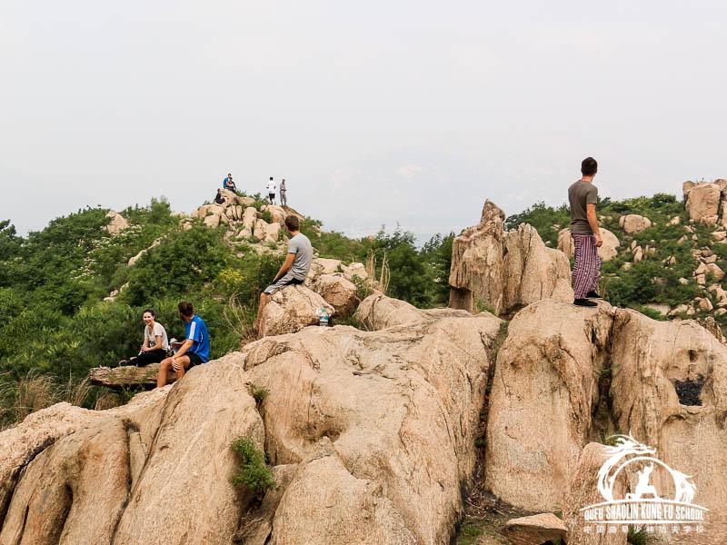 Montaña Shimen Qufu Shaolin Kung Fu School