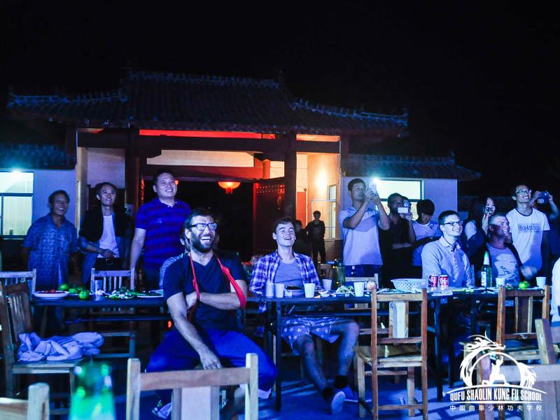 Festival de Luna LLena Qufu Shaolin Kung Fu School